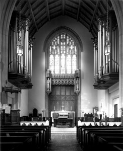 Church Chancel